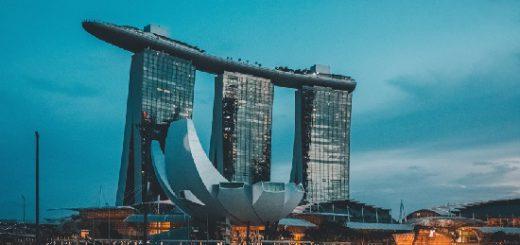 シンガポール-マリナーベイサンズ