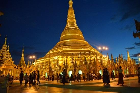 ミャンマー-寺院