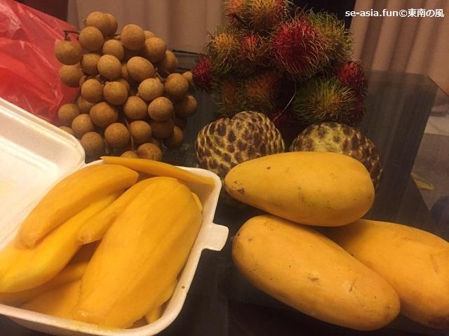 マレーシア-フルーツ