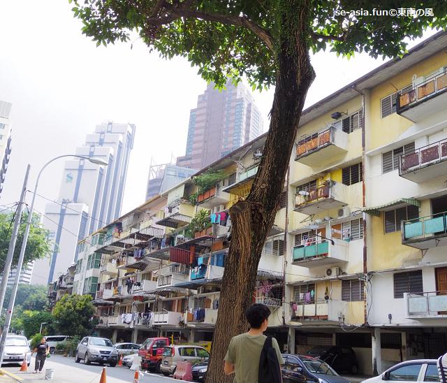マレーシア-クアラルンプール-街並み