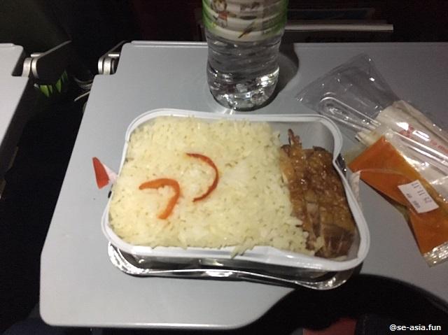 エアアジア-機内食