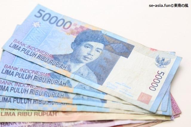 インドネシア-ルピア