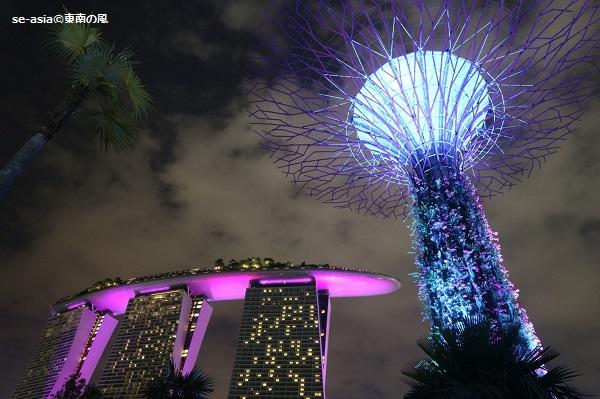 シンガポール-マリナーベイサンズ2
