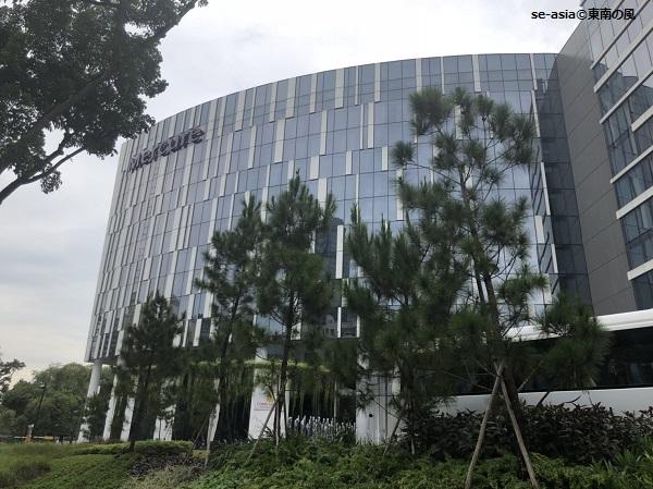 シンガポール-メルキュールシンガポールオンスティーブンス-ホテル
